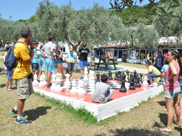 CHESS-BOARD GAMES